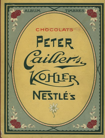 Album Peter Cailler Kohler Nestle 1