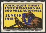 Chicago 1915 500 Mile Auto-Race Speedway