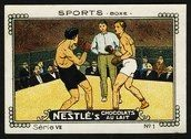 Nestle Serie VII No 01 Sports Boxe Schoko