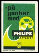 Philips Bandoptagere Beckers 9956
