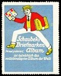 Schaubecks Briefmarken Album WK 101